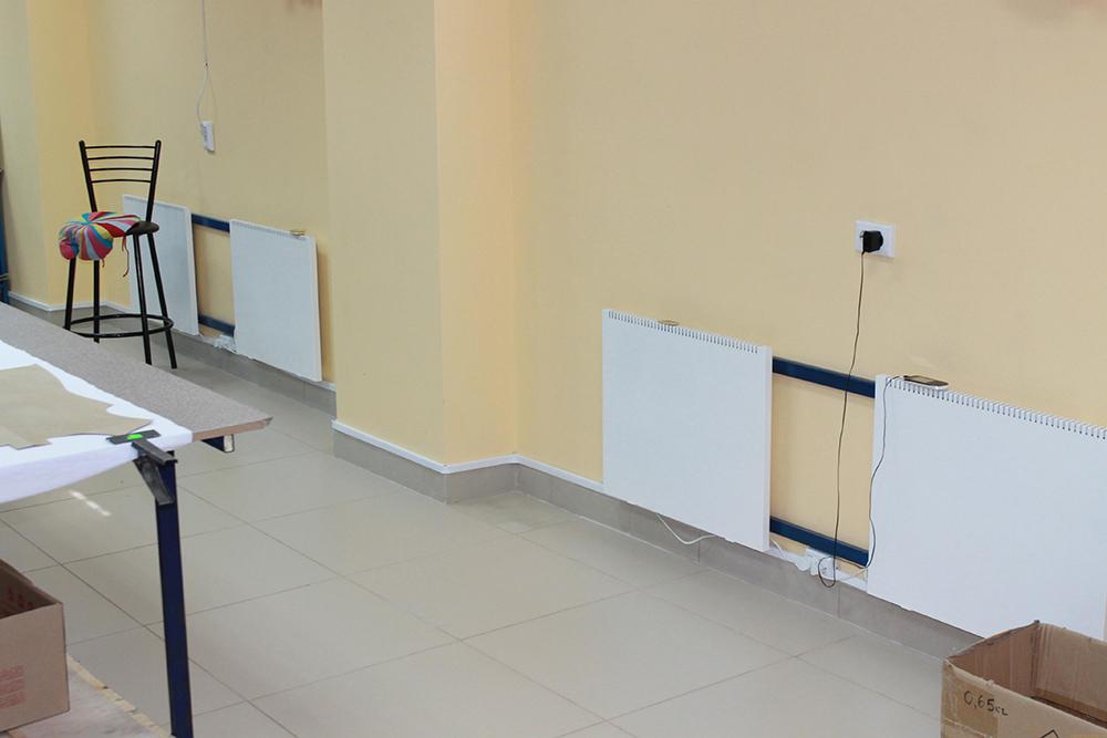 Конвекторы электрические для отопления дома