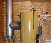 Электрический котел отопления 5 кВт — 70 м2